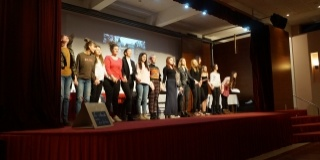 Soirée de la Francophonie à Split 2018